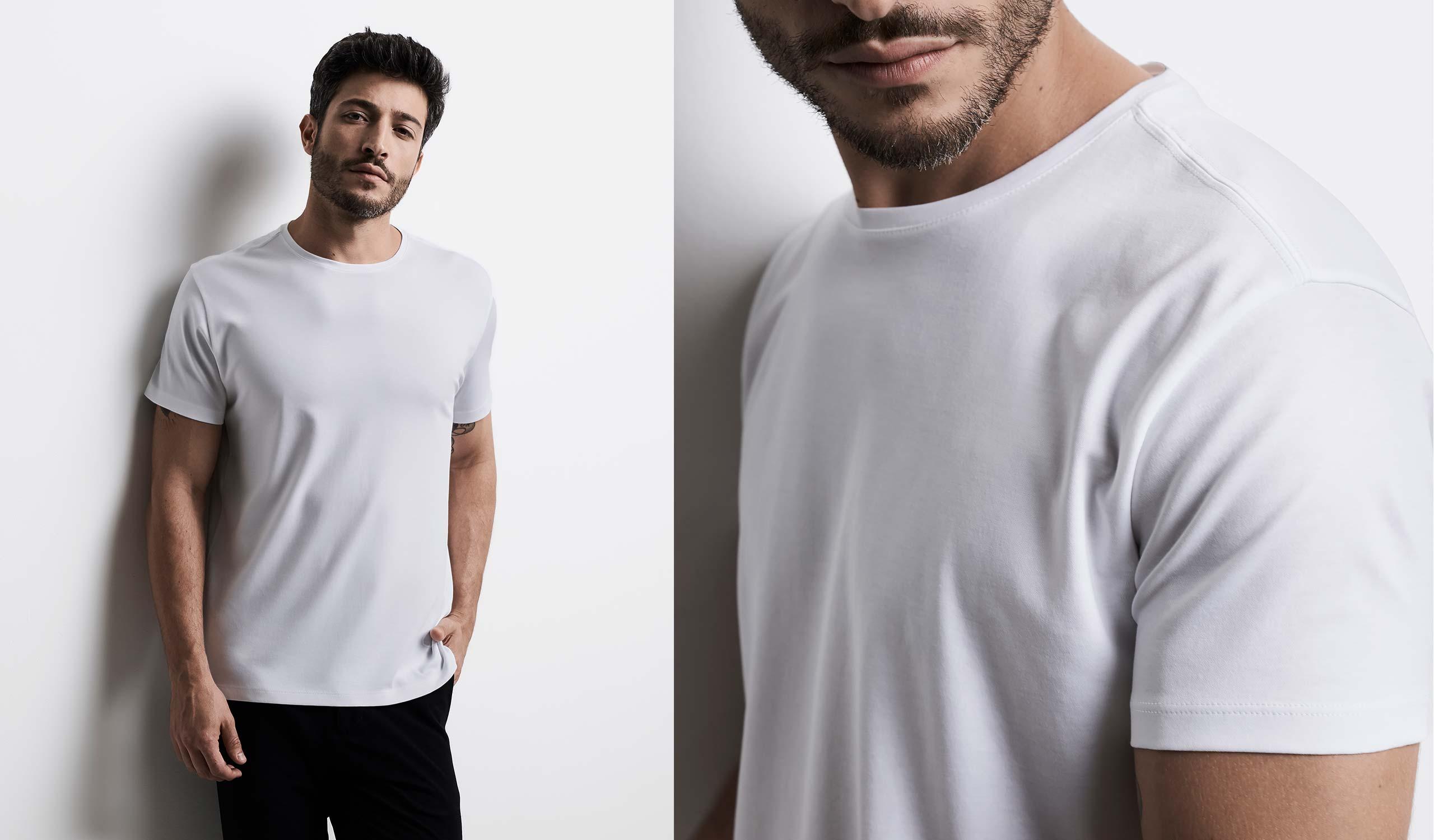 Camiseta Pima Premium Oficina Reserva